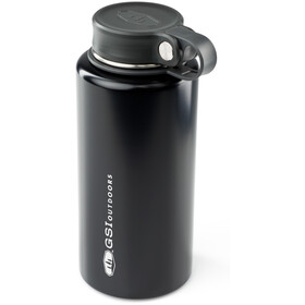 GSI Microlite Twist Vacuum Bottle black